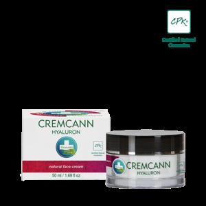 Annabis Cremcann Hyaluron natural creme com ácido hialurónico