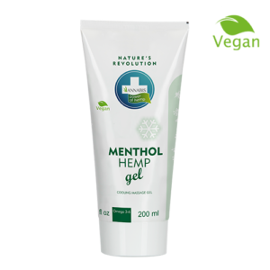 Annabis Mentol gel para massagem